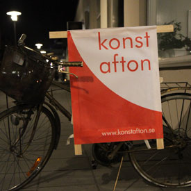 Konstafton på Rörstrand Center